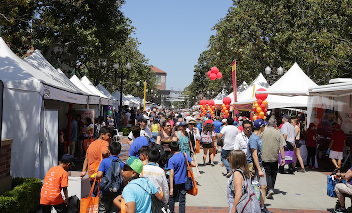 Los Angeles Times Festival of Books | Los Angeles things to do