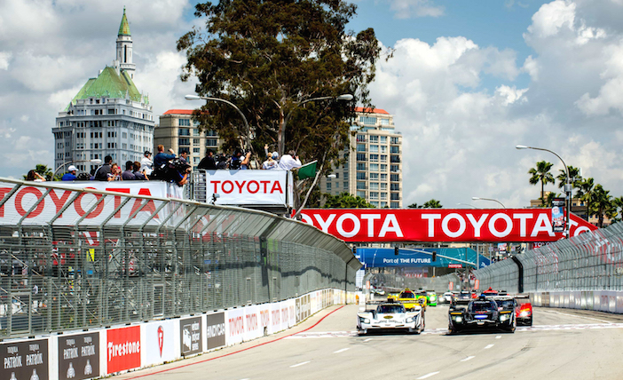 Toyota Grand Prix of Long Beach photo by Brian Brantley | Los Angeles things to do