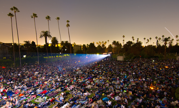 Cinespia Images: Cinespia Outdoor Movies at Hollywood Forever Cemetery – Photo Credit: Kelly Lee Barrett © Cinespia.org