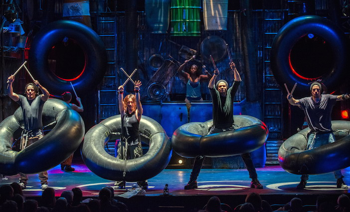 Stomp photo by Steve McNicholas | plays in Los Angeles
