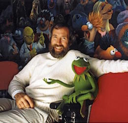 """The Jim Henson Exhibition: Imagination Unlimited"" Photo by John E. Barrett. Kermit the Frog © Disney/Muppets. Courtesy The Jim Henson Company/MoMI."