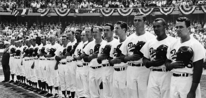Play Ball: Los Angeles Dodgers Celebrate 60 Years in L.A.