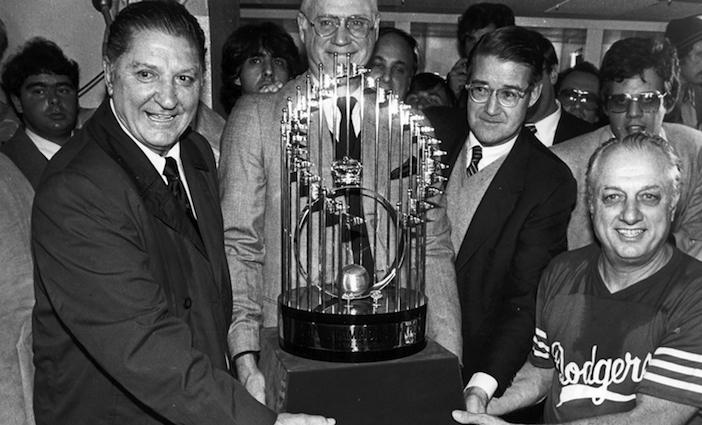 Dodgers 1981