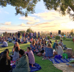 Barnsdall Art Park: Friday Night Wine Tastings