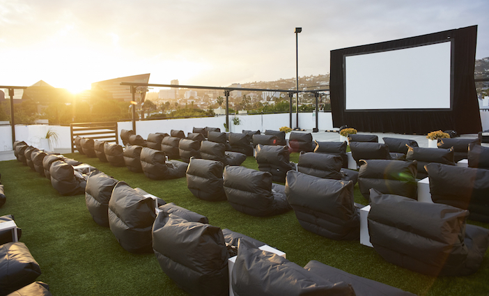 Melrose Rooftop Theatre