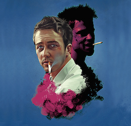 """Fight Club"" with a Live Score"