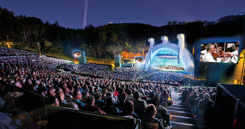 Hollywood Bowl photo courtesy of the L.A. Phil