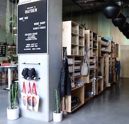 Hayden Wine and Retail Shop