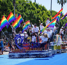 Long Beach Lesbian & Gay Pride Festival & Parade