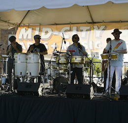 Mid-City Arts & Music Festival