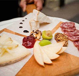 SideDoor's Cheese Takeover photo courtesy of The ACE Agency