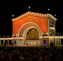 International Summer Organ Festival