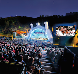 Hollywood Bowl photo courtesy of L.A. Phil