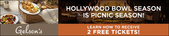 Gelson's HollywoodBowl Ad