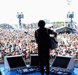 Jack White/Arroyo Seco Weekend photo by David James Swanson
