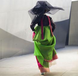 Korean Inspiration photo courtesy of MeeHee Hanbok