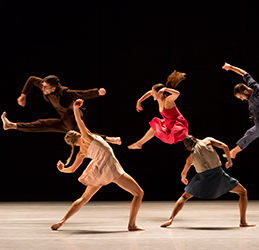 L.A. Dance Project at Musco Center for the Arts photo by Erin Baiano