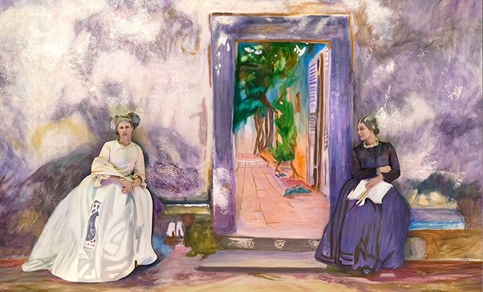 Pageant of the Masters artwork by John Singer Sargeant