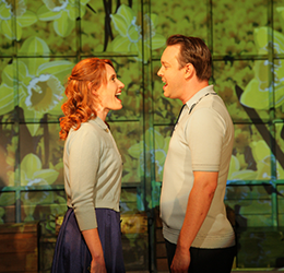 """Big Fish"" at Chance Theater photo by Doug Catiller, True Image Studio"