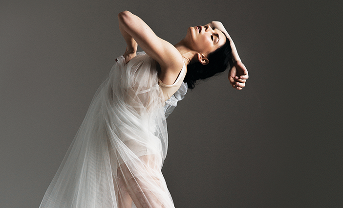 """Isadora"" with Natalia Osipova photo by Sergei Misenko"