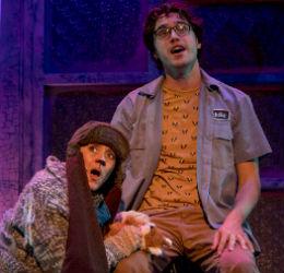 """Mutt House: The Musical"""