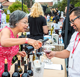 OC Meets Napa photo by AltaMed Food and Wine Festival