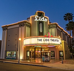 80th Anniversary of The Lido Theater photo by Bob Hodson Photography
