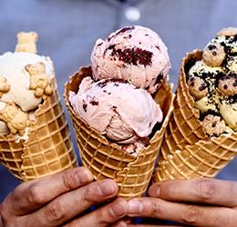 OC Night Market photo by Kream Kong Ice Cream