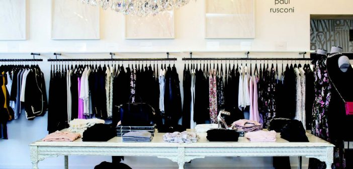 An Epic Closet: Elyse Walker in Pacific Palisades