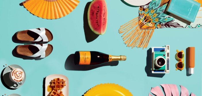 """First Ever """"Clicquot on the Coast"""" Veuve Take Over at Paséa Hotel & Spa"""