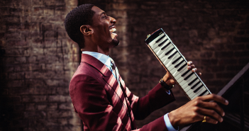 Jon Batiste photo by Sasha Israel