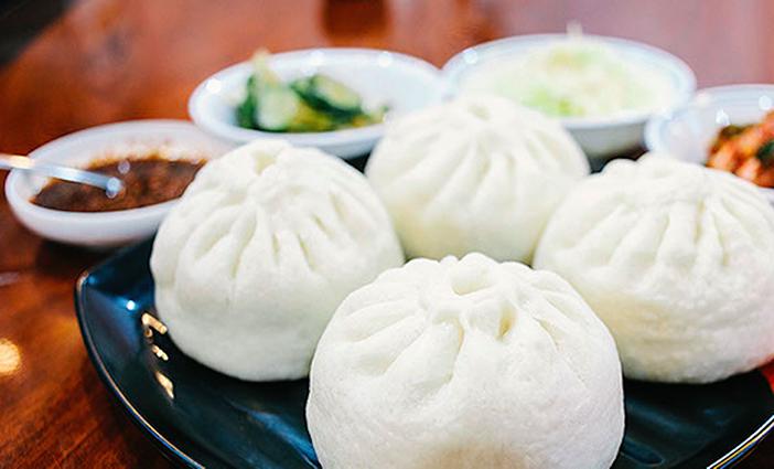 Myung In Dumplings photo by Danny Liao
