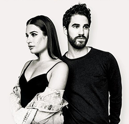 Lea-Michele-and-Darren-Criss-photo-courtesy-Segerstrom-Center-for-the-Arts