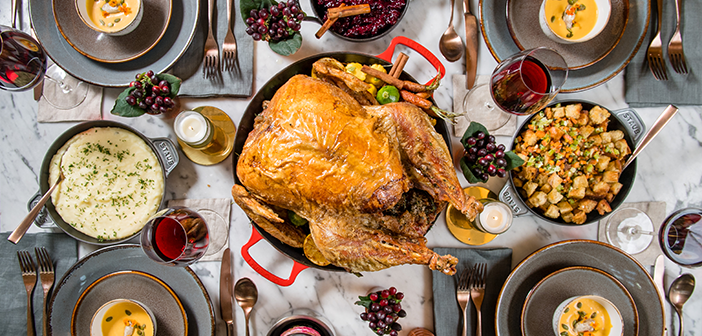 Holiday Guide: Where to Celebrate Thanksgiving in San Diego