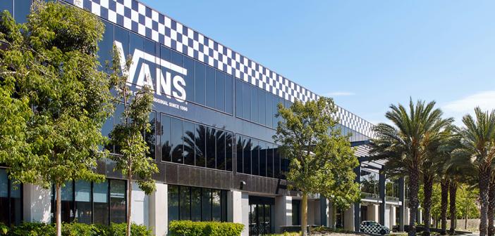Soles with Soul: Vans Headquarters in Costa Mesa