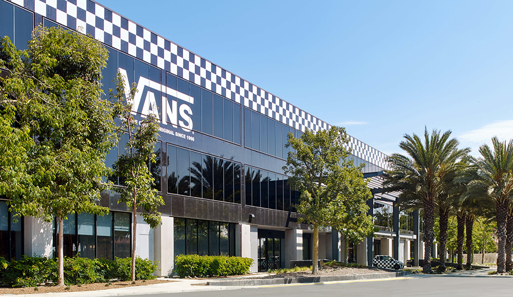 new vans headquarters