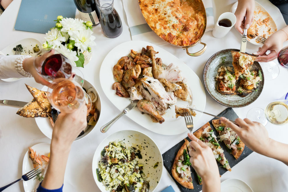 Where To Eat Restaurants Open Thanksgiving Day In L A
