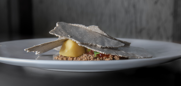 The Art of Plating: Dishes as Dazzling and Dramatic as They are Delicious