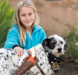 Kid's Pet Parade courtesy San Juan Capistrano Fiesta Association