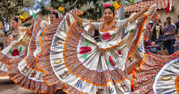 Cinco de Mayo celebrations happen a day early in Balboa Park with colorful performances, food and more.