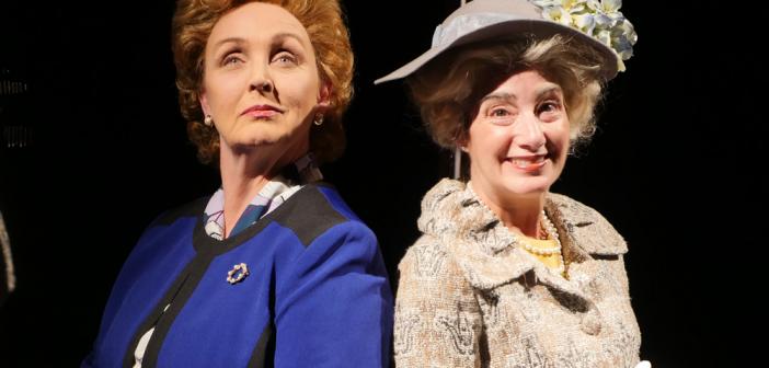 Royal Tea Party: Handbagged at Moxie Theatre
