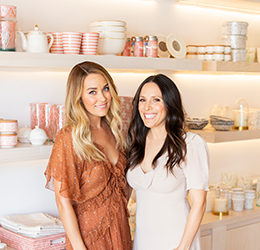 Lauren-Conrad-and-Hannah-Skvarla-photo-by-Stephanie-Todaro