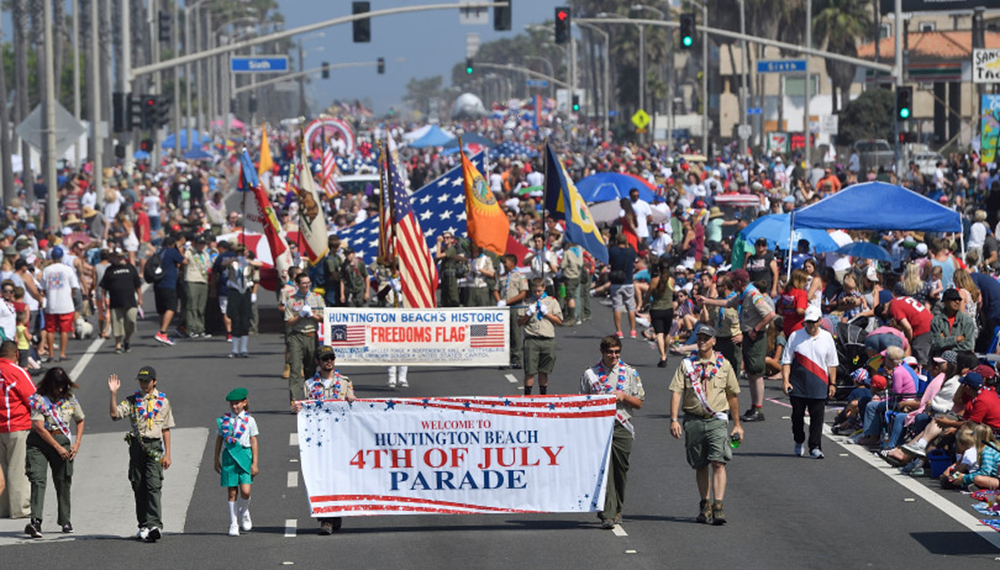4th of July Parade & Pier Festival photo by Jeff Gritchen