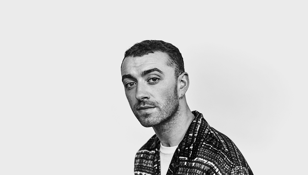 """Sam Smith: """"The Thrill of it All"""" Tour photo by Capitol Records"""