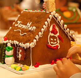 Children's-Gingerbread-House-Decorating-photo-courtesy-The-Resort-at-Pelican-Hill