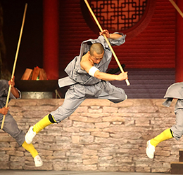 Chinese Warriors of Peking photo courtesy Musco Center for the Arts