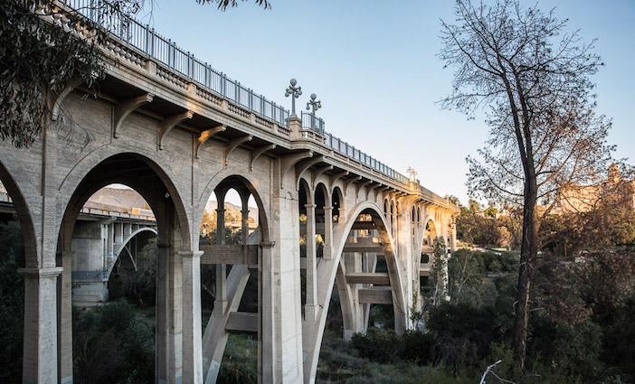 Colorado Bridge photo by Dale Berman