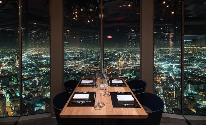 10 LA Restaurants to Enjoy Impressive Cuisine and Panoramic Views |  SoCalPulse
