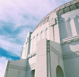 Griffith Observatory photo by Christina Wiese