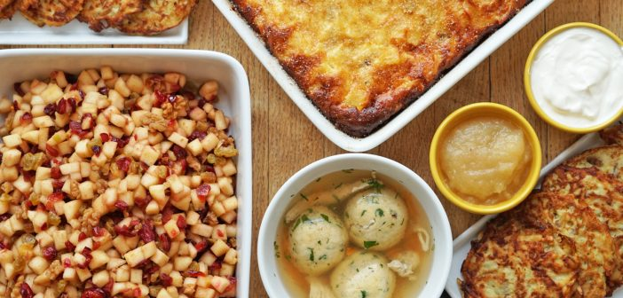 Los Angeles' Stay-at-Home Passover and Easter Celebrations